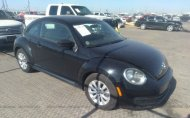 2014 VOLKSWAGEN BEETLE COUPE 1.8T ENTRY #1610837258
