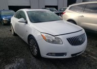 2011 BUICK REGAL CXL #1610999240