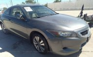 2009 HONDA ACCORD CPE EX-L #1611299418