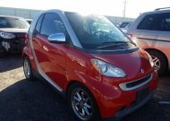 2009 SMART FORTWO PUR #1611434275