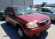 2003 MAZDA TRIBUTE DX #1614568725