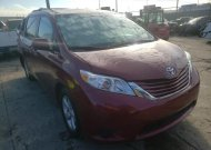 2017 TOYOTA SIENNA LE #1637015445