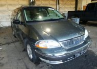 2003 FORD WINDSTAR S #1637586810