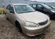2005 TOYOTA CAMRY LE #1639137238
