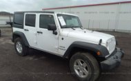 2017 JEEP WRANGLER UNLIMITED SPORT #1643086070