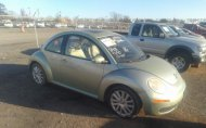 2008 VOLKSWAGEN NEW BEETLE COUPE S/SE #1643633880