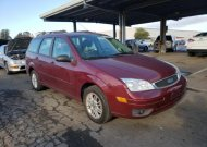 2007 FORD FOCUS ZXW #1648031170