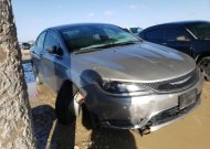 2015 CHRYSLER 200 LIMITE #1651319045