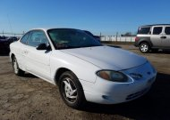 2002 FORD ESCORT ZX2 #1655546150