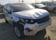 2017 LAND ROVER DISCOVERY #1657852675