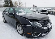 2010 FORD FUSION SEL #1658802108
