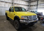 2001 FORD F150 #1659777388