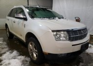 2010 LINCOLN MKX #1660240150