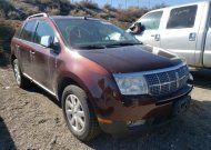 2009 LINCOLN MKX #1660595320