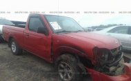 2001 NISSAN FRONTIER 2WD XE #1661027692