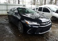 2017 TOYOTA CAMRY LE #1663448755