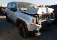 2017 JEEP RENEGADE S #1676267220