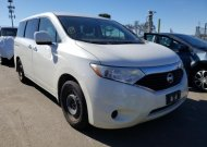 2012 NISSAN QUEST S #1688671618