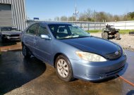 2002 TOYOTA CAMRY LE #1689177702
