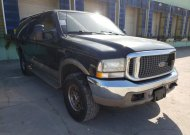 2002 FORD EXCURSION #1690286405