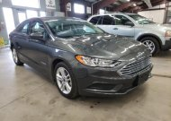 2018 FORD FUSION S H #1690854658