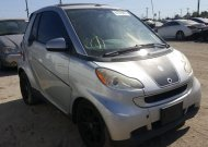 2008 SMART FORTWO PAS #1691286545