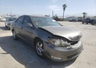 2003 TOYOTA CAMRY LE #1697108495