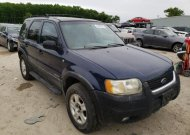 2002 FORD ESCAPE XLT #1699249815