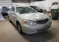 2002 TOYOTA CAMRY LE #1709485282