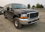 2001 FORD EXCURSION #1759920532