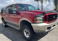 2003 FORD EXCURSION #1779621760
