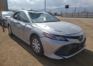 2020 TOYOTA CAMRY LE #1781248085