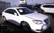2012 CHRYSLER 200 LX #1253556213