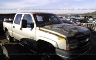 2006 CHEVROLET SILVERADO K2500 HEAVY DUTY #1258102819