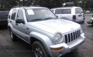 2002 JEEP LIBERTY LIMITED #1267415433