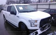 2015 FORD F150 SUPERCREW #1273249886