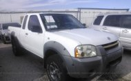 2001 NISSAN FRONTIER KING CAB XE/KING CAB SE #1274495863