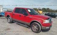 2005 FORD F150 SUPERCREW #1281134366