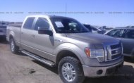 2012 FORD F150 SUPERCREW #1287169419