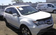 2009 ACURA MDX TECHNOLOGY #1288289406