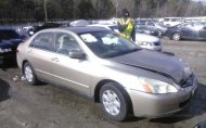 2003 HONDA ACCORD LX #1288329676