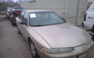 2001 OLDSMOBILE INTRIGUE GX #1291472363