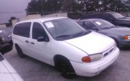 1998 FORD WINDSTAR WAGON #1291636969