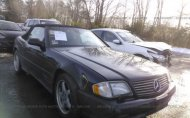 2001 MERCEDES-BENZ SL 500 #1291656366
