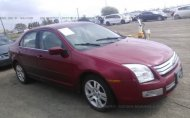 2009 FORD FUSION SEL #1292504876
