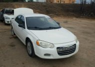 2006 CHRYSLER SEBRING #1300017176