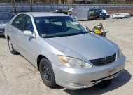 2003 TOYOTA CAMRY LE #1305729233