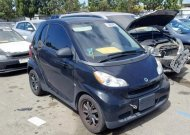 2008 SMART FORTWO PUR #1310596243