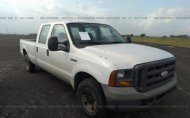 2005 FORD F250 SUPER DUTY #1321208906