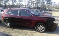 2014 JEEP CHEROKEE LIMITED #1323070846